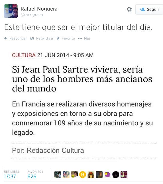El_EspectadorSartre